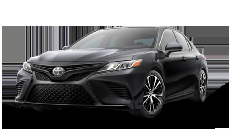 Black Toyota Camry New